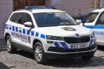 Česká Lípa - Městská Policie - FuStW - 5L5 6880
