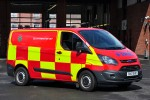 Burton-upon-Trent - Staffordshire Fire and Rescue Service - DU