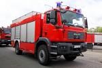 Wilhelmshaven - Feuerwehr - Fw-Geräterüstfahrzeug 1.Los