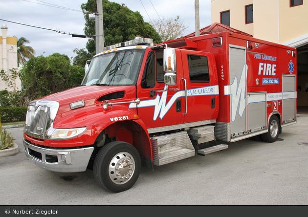 Fort Lauderdale - FD - Rescue 2 - V6281