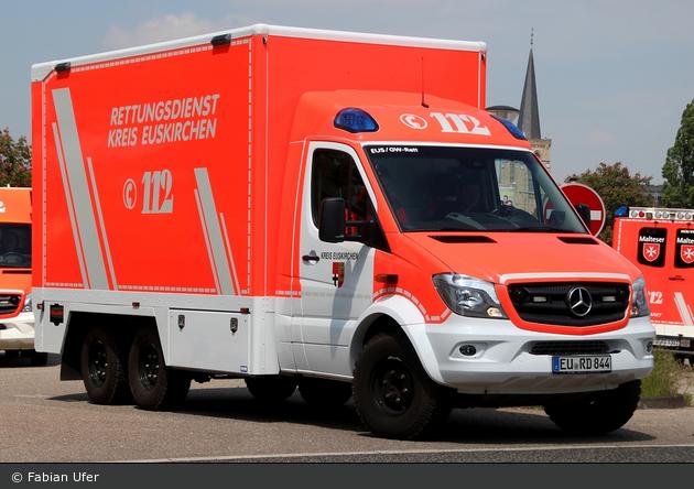 Rettung Kreis Euskirchen 00 GW-RETT 01