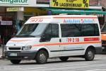 Ambulanz Schrörs - KTW 02-08 (HH-V 1201) (a.D.)