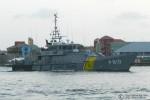 Willemstad - Kustwacht Caribisch Gebied - Küstenwachtschiff P810