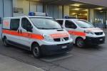 CH - Moosseedorf - FW - Verkehrsfahrzeuge