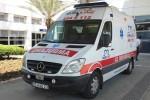 Antalya - Ambuline Ambulans - RTW