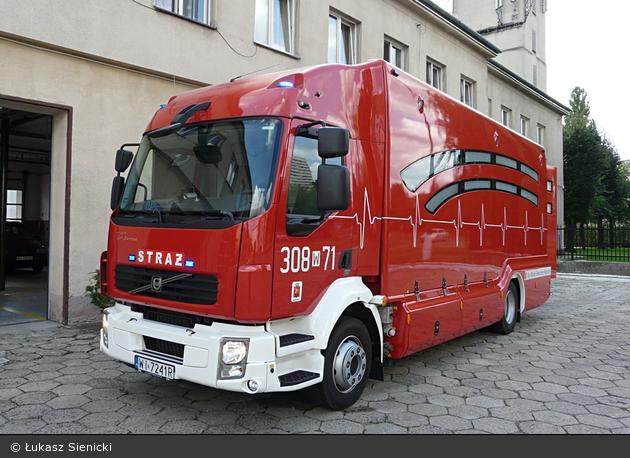 Warszawa - PSP - GW-San - 308W71