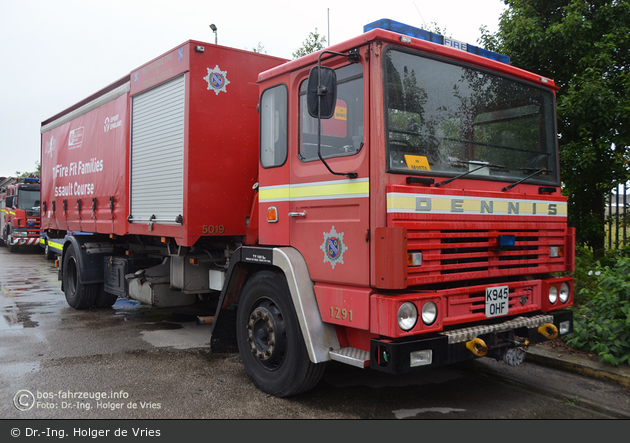 Liverpool - Merseyside Fire & Rescue Service - PM