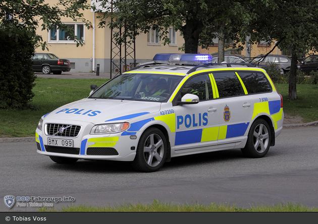 Norrköping - Polis - FuStW - 1 42-7250