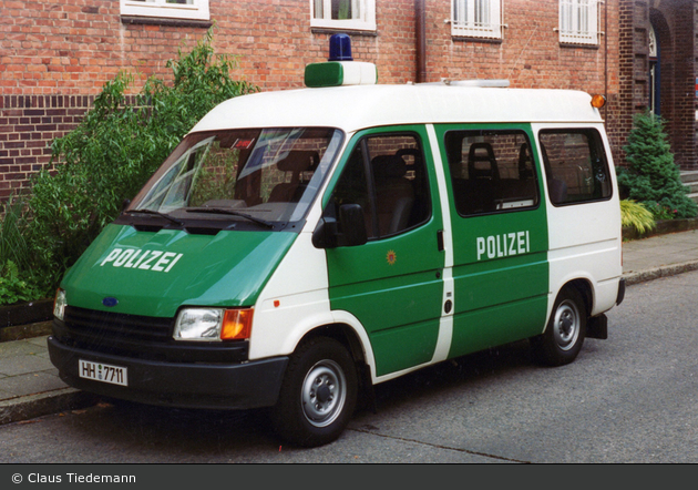 HH-7711 - Ford Transit - HGrKw (a.D.)