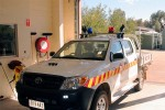 Yulara - Northern Territory Fire & Rescue Service - MZF