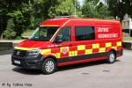 Sandviken - Gästrike Räddningstjänst - Transportbil - 2 26-2070