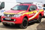Mitsubishi L 200 - Weber Hydraulik - Demofahrzeug Kettenrettung