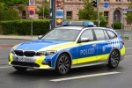 N-PP 3185 - BMW 3er Touring - FuStW - Nürnberg