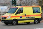 Krankentransport City-Ambulance - KTW (B-CA 3011)