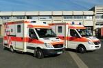 HB - JUH Bremerhaven - Rettungswagen