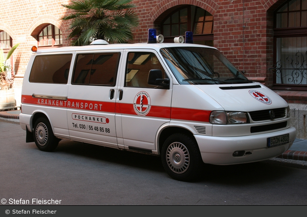 Krankentransport Pochanke – KTW