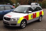 Northampton - Northamptonshire Fire and Rescue Service - Car