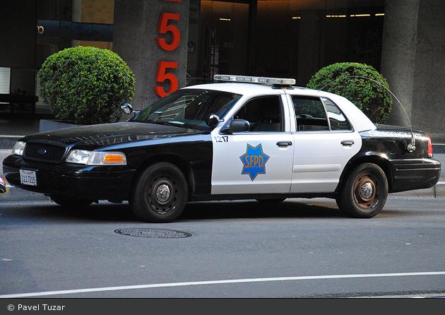 San Francisco - San Francisco Police Department - FuStW - 1217