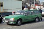 HH-3845 - Opel Rekord Caravan - FüKw (a.D.)