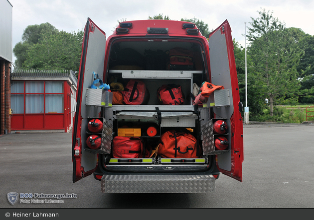 Bedminster - Avon Fire & Rescue Service - AWrRU