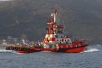 """İstanbul - Kıyı Emniyeti - Küstenwachtschiff """"KURTARMA 4"""""""