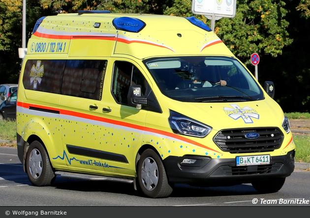 Krankentransport Roske - KTW (B-KT 6411)