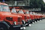 NW - Feuerwehr Essen - Jubiläumsparade