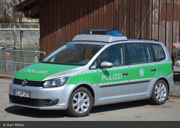 KE-PP 279 - VW Touran - FuStW