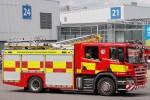 Thrapston - Northamptonshire Fire & Rescue Service - WrL
