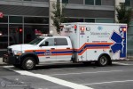 NYC - Brooklyn - Maimonides Medical Center - Ambulance 3809 - RTW
