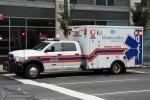 NYC - Brooklyn - Maimonides Medical Center - Ambulance 3809 - RTW