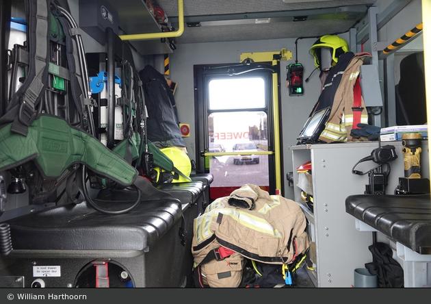 Rotterdam - Brandweer - HLF - 17-1031