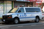 NYPD - Bronx - Police Service Area 7 - HGruKW 9344