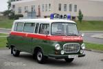 Beuster - Barkas B1000 - Kontrollstellenfahrzeug (a.D.)
