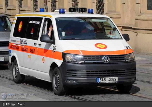 Praha - ASČR - 347 - KTW