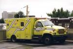 Montreal - Urgences-Sante Quebec - Ambulance 520