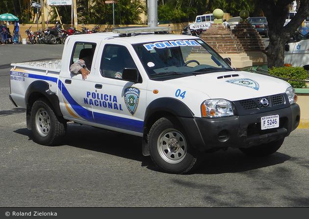La Romana - Policía Nacional Dominicana - FuStW - 04