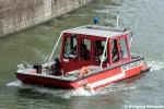 Florian Köln 10-1 Rettungsboot