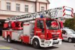 Mosonmagyaróvár - Tűzoltóság - DLK 37