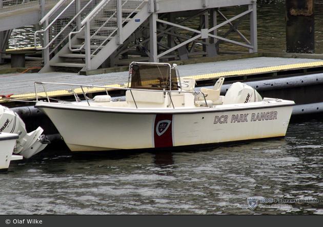 Boston - DCR - Park Ranger Boat