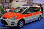 Ford S-Max - Ambulanzmobile Schönebeck - NEF