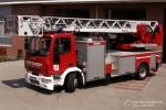 Budapest - Tűzoltóság - Bekasmegyer - DLK 37