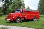Voxna - Räddningstjänsten Södra Hälsingland - Släckbil - 2 26-7210