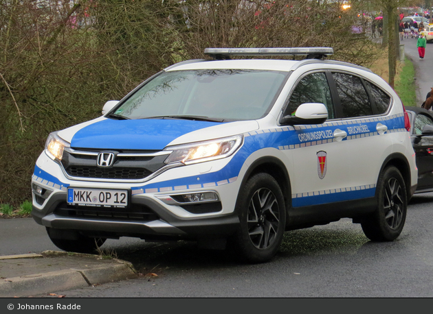 Bruchköbel - Ordnungspolizei - PKW