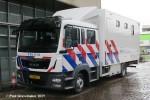 Amsterdam - Politie - Unit Bereden Politie - PftraKw