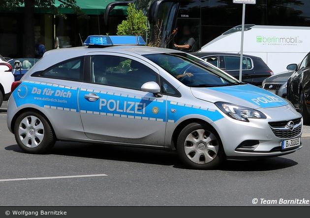 B-30005 - Opel Corsa E - FuStW