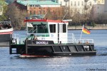 WSA Brandenburg - Schub- und Aufsichtsboot - Bacherelle