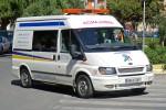 Almería - Ambulancias Quevedo S.L. - KTW - 127