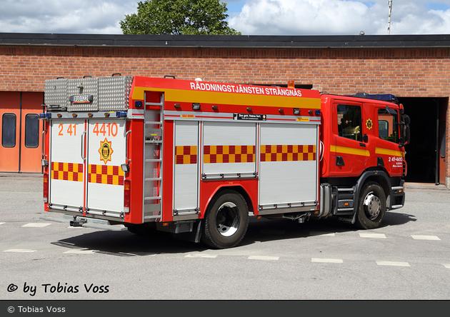 Mariefred - RTJ Strängnäs - Släck-/räddningsbil - 2 41-4410