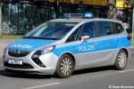 B-7511 - Opel Zafira Tourer - FuStW